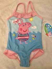 Peppa Pig Bathing suit Montréal, H1R 3C5