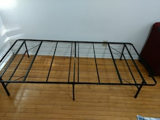 Foldable Twin Size Bedframe