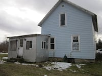 Spacious One Family House For Sale: $7,500.00 Richville