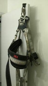 Saftey harness with fall fall arest Surrey, V3W 6C5