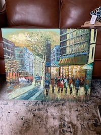 Oil Painting - Sale