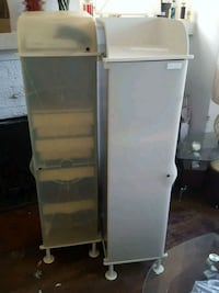 files or storage cabinets