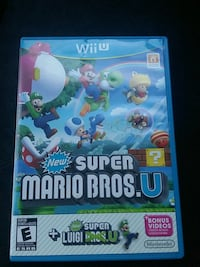 Super Mario Brothers for wii Paradise, A1L 3J4