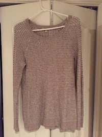 American eagle - scoop neck sweater size large