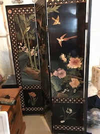 Room divider Chinese inspired. Good quality. Very heavy    Mississauga, L5H 2N3