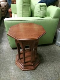 Small Wooden End Table Cape Coral, 33909