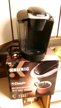 Keurig coffee maker. ...NEW IN BOX NEVER USED Sioux Falls, 57104