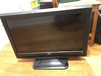 black flat screen computer monitor Longueuil