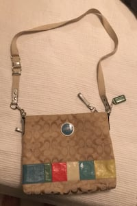 Coach purse.  Oakville, L6L 3X8