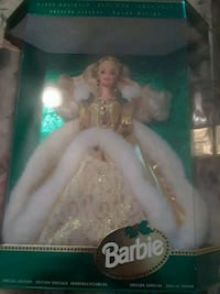 Holiday Barbie collection 1994-1997 Gulfport, 39507