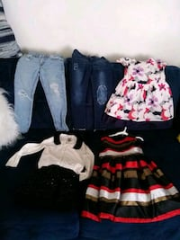 Girl Pants and Dresses for sale