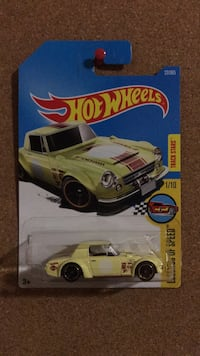 Nissan fairlady 2000 hot wheels diecast model Vaughan, L6A
