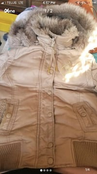 Baby phat authentic jacket . Down filled . Edmonton, T6E 1H9