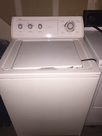 Free Delivery White top load washer