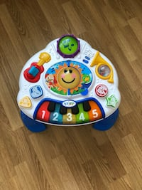 Baby Einstein Learning Table  Gatineau, J9A 3S8