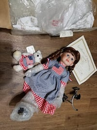 NEW Americana doll set Thurmont
