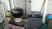 black weber charcoal grill  Tampa, 33629