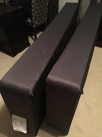 black and gray leather sofa Louisville, 40207