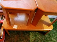 Coffee table and 2 end tables Edmonton, T5J
