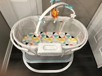 Fisher Price Soothing Motions Bassinet Ajax, L1T 0L2