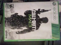 Xbox One Call of Duty MW3 game case Temple Hills, 20748