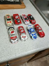 six assorted die-cast car models Barrie, L4N 8R4