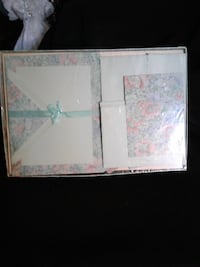 NEW GIFTABLE*85 Pc Floral Gift STATIONERY SET*IF AD'S UP, IT'S STILL AVAILABLE 508 km