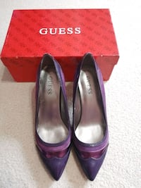 GUESS SIZE 6.5 LADY SHOES Coquitlam