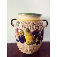 Rare west Germany pottery - Rumtopf  Markham, L3P 2C1