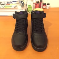 "Nike Air Force One ""Leather Pack"" - Size 8 Brampton, L6Y 4Z2"