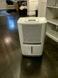 white and gray portable air cooler Washington, 20010