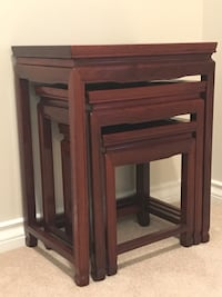 Chinese rosewood 3 set table 萨里, V4A 9V1