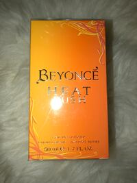 50 ml. beyonce heat rush eau de toilette Oslo, 0667
