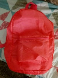 red and white Nike backpack Duncan, 29334