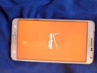 Unlocked Galaxy note 3 With protective case