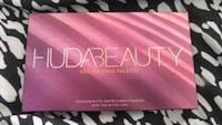 Hudabeauty eyeshadow palette box Vaughan, L4H 2M4