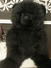 black bear plush toy Québec, G6X 2N1