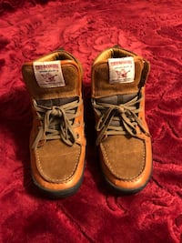 True religion boots (used) Abingdon