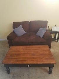Double reclining chair and table Savannah, 31405