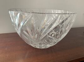 Crystal bowl brand new