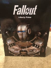 Fallout Liberty Prime Statue Brooklyn, 21225