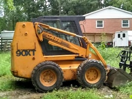 Case skid steer