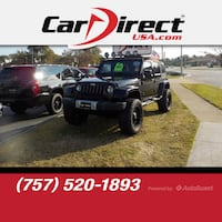 2013 Jeep Wrangler Unlimited Sahara Virginia Beach, 23455