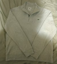 Lacoste zip up  Mississauga, L5L