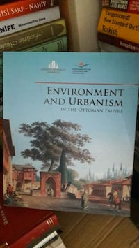 ENVIRONMENT AND URBANISM İstanbul