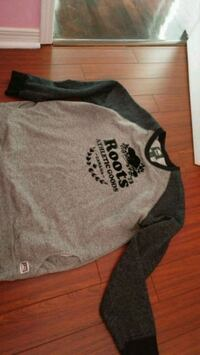 Roots xl crew neck  Mississauga, L5R 1S7