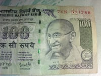 786 note of 100..  Dehradun, 248008