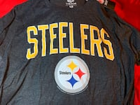 "Pittsburgh Steelers ""Steel City"" Large Shirt"