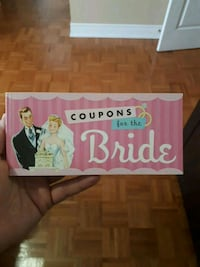 Wedding gift for bride