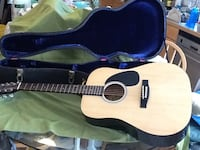 Squier Acoustic Guitar by Fender 6 string with har Mount Airy, 21771